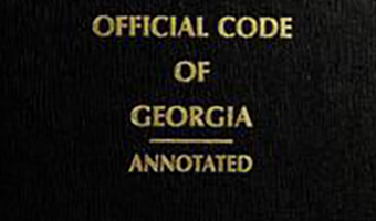 Appeals court rules that Georgia annotated code cannot be copyrighted