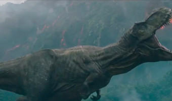 'Jurassic World: Fallen Kingdom' Producers Frank Marshall and Pat Crowley on Going Back to the Park [Set Visit Interview]