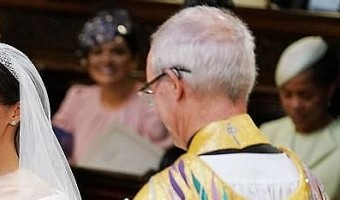 In a union of tradition and modernity, U.S actress Meghan marries Prince Harry