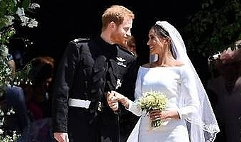 Prince Harry and Meghan Markle 'upcycle' royal wedding flowers for a good cause