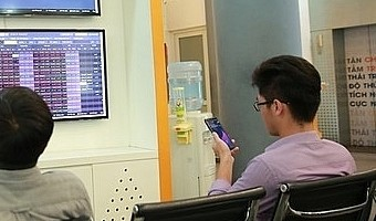 Ho Chi Minh City stocks end 4 day rally