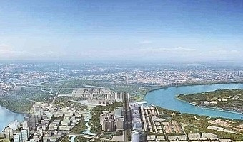 Nine golden land plots at Thu Thiem New Urban Area aim foreign investment