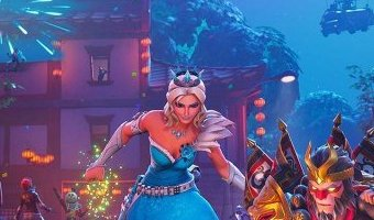 fortnite might be getting a lunar new year event according to an image from the game s chinese website chinese new year kicks off this week and fortnite - chinese new year fortnite event