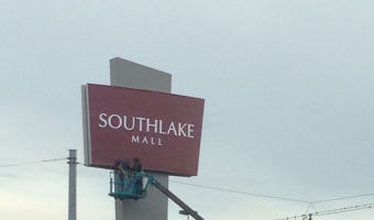 Southlake Mall Sears building put up for sale