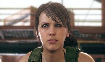 Metal Gear Solid 5 gets an update that lets you play as Quiet