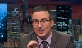 Watch John Oliver explain Bitcoin using $15,000 Beanie Babies and rap videos