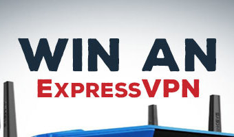 Surprise Giveaway: Win a FREE ExpressVPN Wireless Router ($250 value)