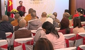 Vietnamese expats in India, Nepal meet to discuss life issues