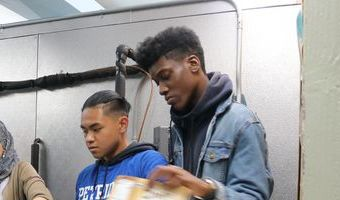 Staten Island students help fight hunger at Project Hospitality soup kitchen
