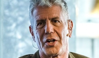 Anthony Bourdain's biography to be published in 2019