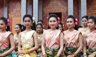 Cambodia, Thailand celebrate traditional New Year festival