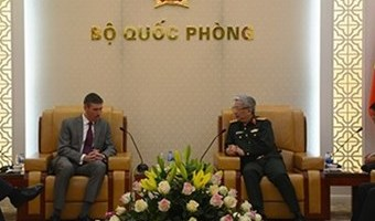 Vietnam boosts defence partnership with UK, Israel, South Africa