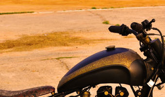 This Royal Enfield Thunderbird is the most elegant modification job that you'll see