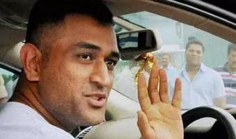 MS Dhoni's collection of cars & motorcycles: From Hummer H2 to Kawasaki Ninja ZX14R