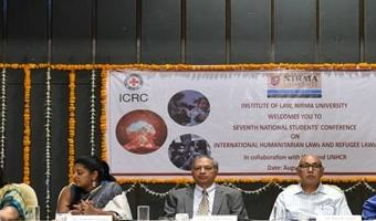 ILNU Holds 7th Students' Conference On International Humanitarian And Refugee Laws