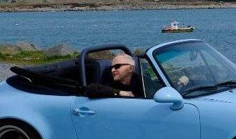 Great British Drives: Supercharged classic Porsche in slow-paced Guernsey