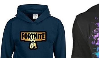 Best Fortnite Christmas gifts 2018 – lamps, T-Shirts, pillows, V-Bucks and more