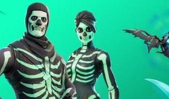 Fortnite Skull Trooper skin – is it now available in the Item Shop for Season 6 Halloween and how do you unlock the Ghostportal back bling?