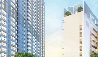 Midtown – The first multi national self contained complex of Phu My Hung