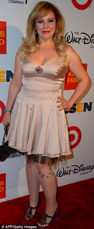 Kirsten Vangsness Forced To Lose 35 Pounds By 'CBS' Producers