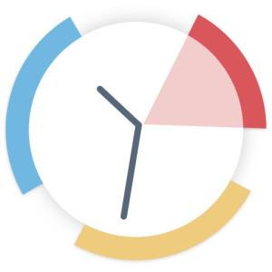 Foraday: Visual Clock Calendar