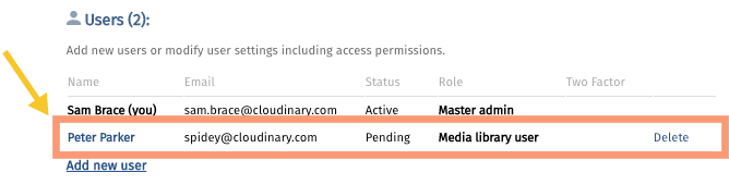 Adding Permissions to Your Cloudinary Folders – Cloudinary