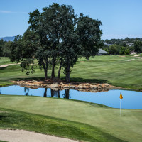 golf course target photo
