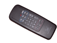 Backgroundless Remote Control