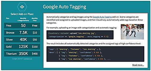 Google Auto Tagging