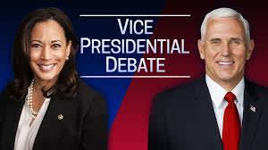 Harris + Pence Debate