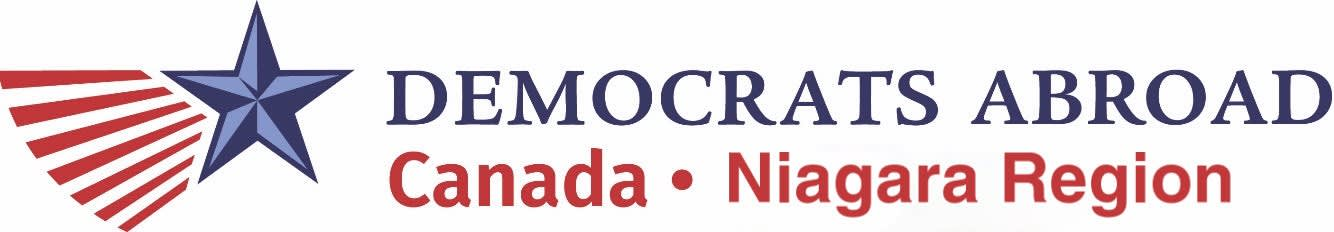 DemsAbroad Niagara Region