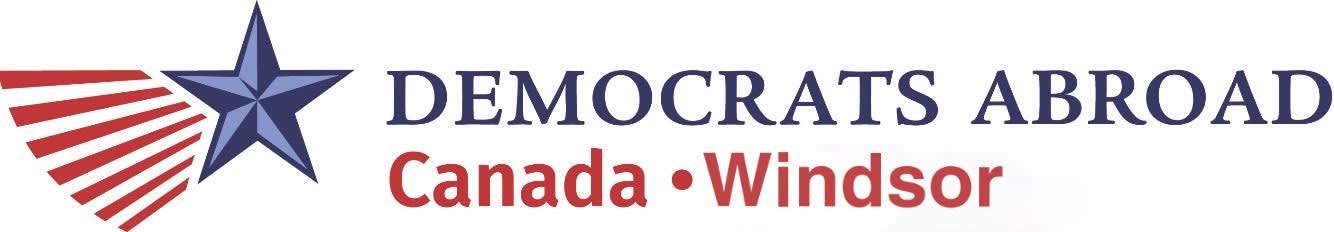 DemsAbroad Canada - Windsor