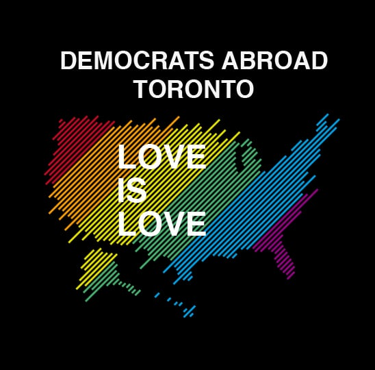 DemsAbroad Toronto LGBTQ+ Caucus
