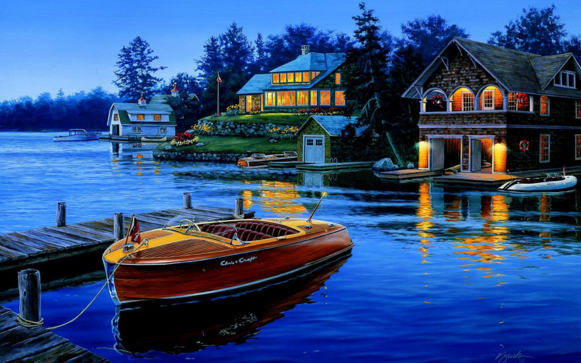 Earn money by renting boats