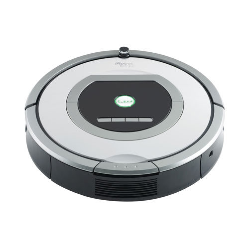 Test and Review Roomba iRobot 776p - Demooz.com