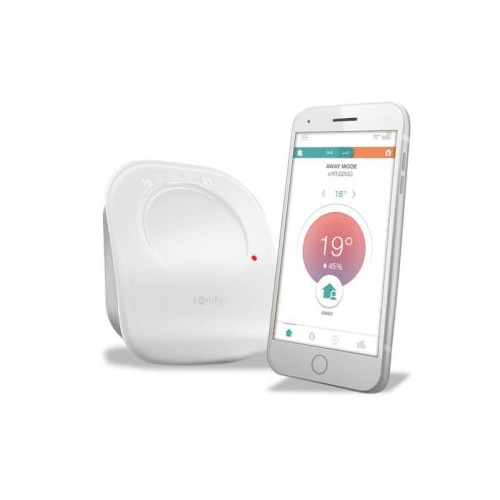 Test And Review Somfy Thermostat Demooz Com
