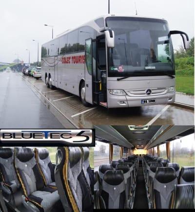 Mercedes-Benz Tourismo RHDL