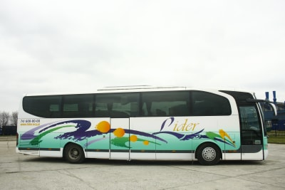 Mercedes Travego 15RHD