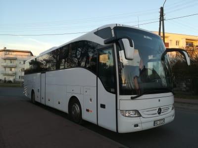 MERCEDES BENZ TOURISMO EURO5