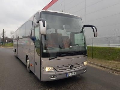 MERCEDES – BENZ TOURISMO RHD EURO 5