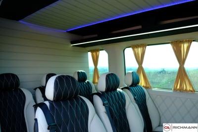 Ford Transit VIP