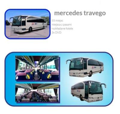 Mercedes Travego