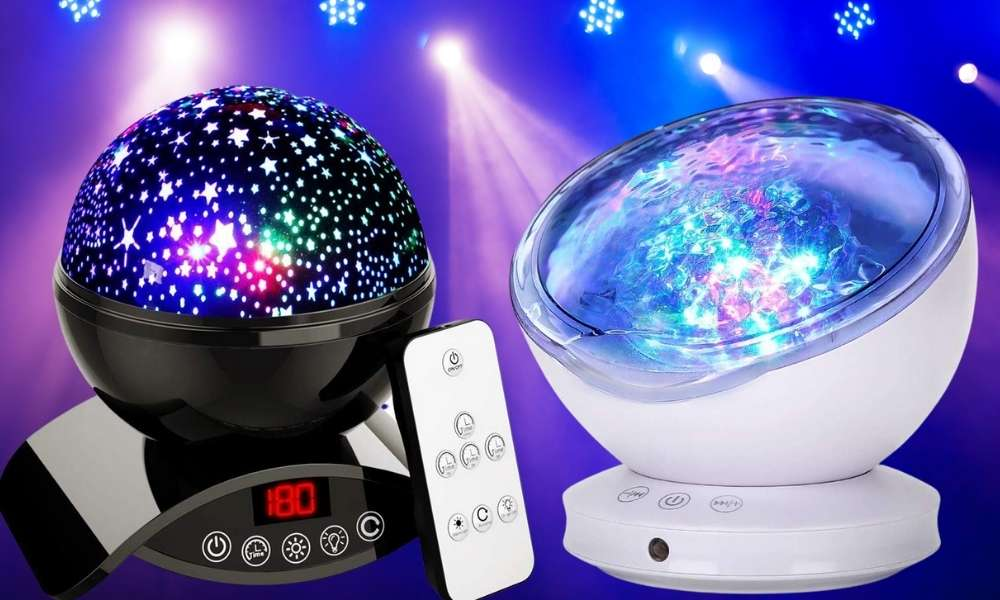 Best Baby Night Light Projector