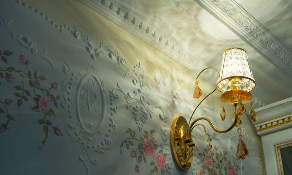 How to hang install wall sconces light