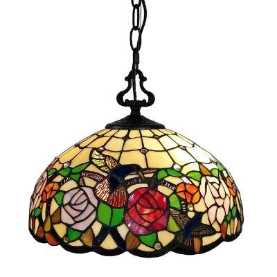 Stained Glass Pool Table Lights