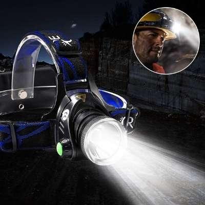 Headlight Flashlight