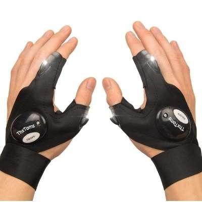 Flashlights Gloves