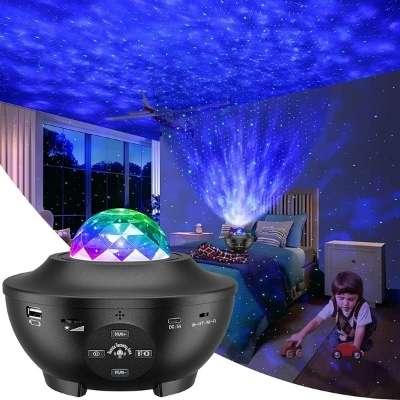 Night Light Galaxy Projector