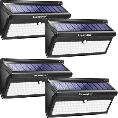 Luposwiten Solar Lights Outdoor