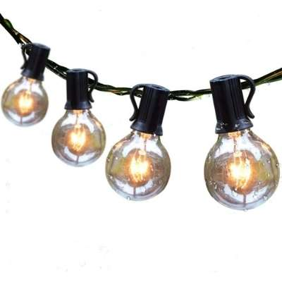 Outdoor String Patio Lights
